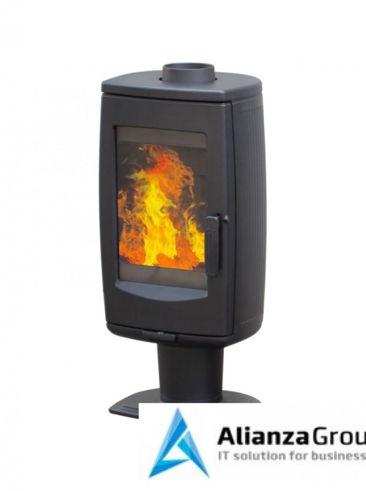 Отопительная печь Plamen Aria, черная
