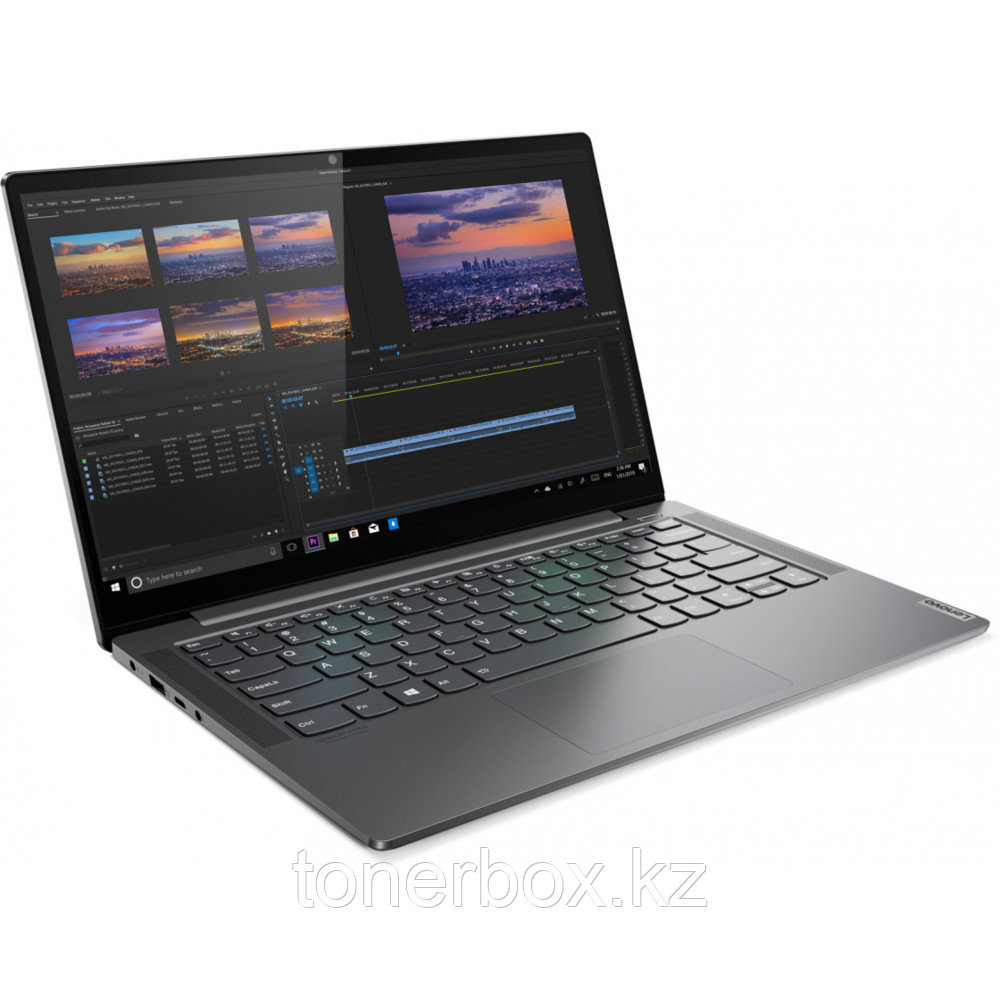 """Ноутбук Lenovo Yoga S740-14IIL 81RS0037RK (14 """", FHD 1920x1080, Intel, Core i7, 8 Гб, SSD)"""