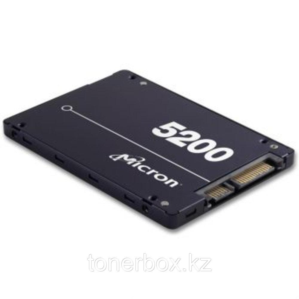 Внутренний жесткий диск Micron 5200MAX MTFDDAK480TDN-1AT1ZABYY (480 Гб, 2.5 дюйма, SATA, SSD (твердотельные))