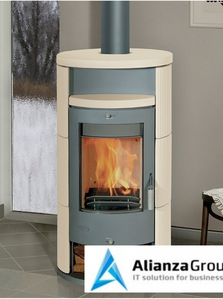 Печь-камин Fireplace Alicante K