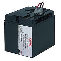Сменная АКБ для ИБП APC Replacement Battery Cartridge #7 RBC7