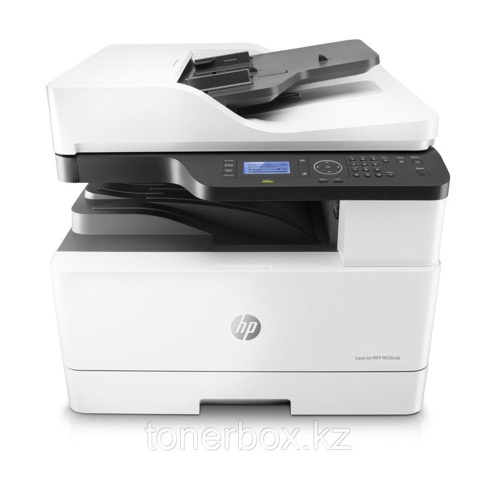 МФУ HP LaserJet MFP M436nda W7U02A (А3, Лазерный, Монохромный (Ч/Б))