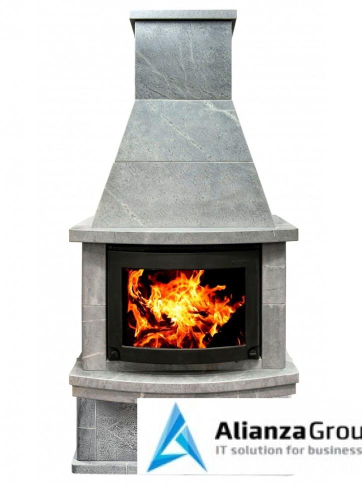 Камин Теплый Камень Скандинавия FS7-1