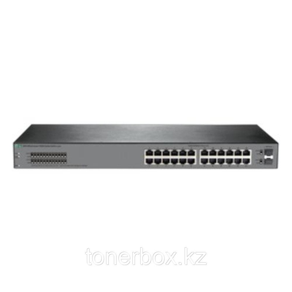 Коммутатор HPE 1920S 24G JL381A (1000 Base-TX (1000 мбит/с), 2 SFP порта)