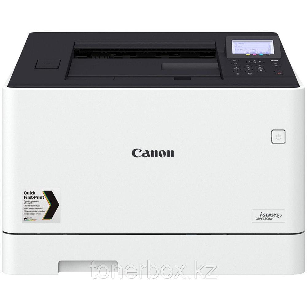 Принтер Canon i-SENSYS LBP663Cdw 3103C008 (А4, Лазерный, Цветной)