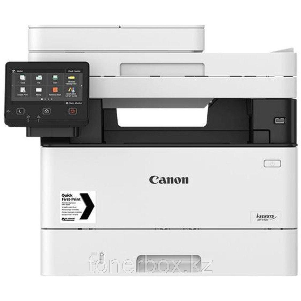 МФУ Canon i-Sensys MF445dw 3514C026 (А4, Лазерный, Монохромный (Ч/Б))