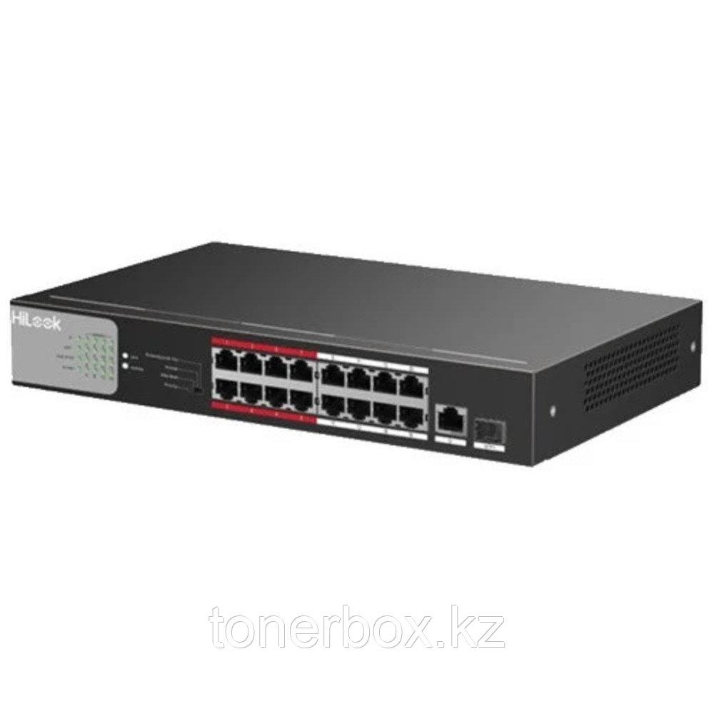 Коммутатор HiLook NS-0326P-225 (100 Base-TX (100 мбит/с), 1 SFP порт)