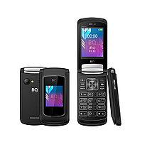 Аналоговый телефон BQ -2433 Dream DUO BQ-2433 Dream DUO Чёрный