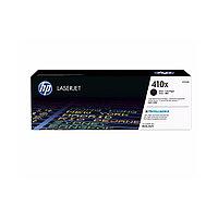 Лазерный картридж HP 410X увеличенной емкости, Черный CF410X