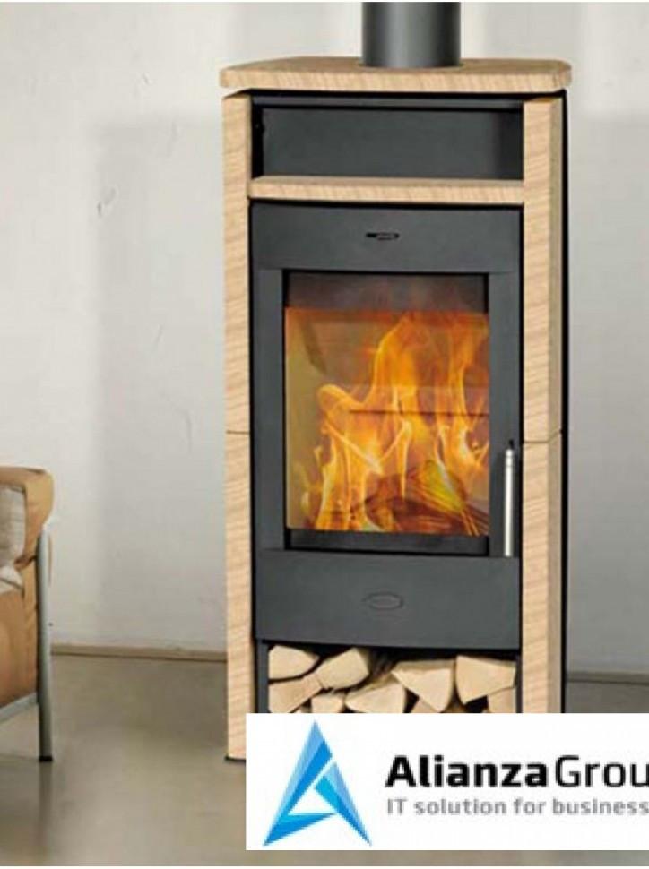 Печь-камин Fireplace Santiago Sa
