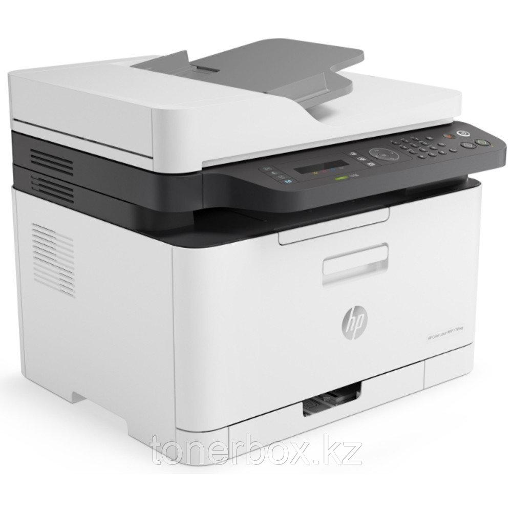 МФУ HP Color Laser MFP 179fnw 4ZB97A (А4, Лазерный, Цветной)