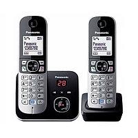 Аналоговый телефон Panasonic KX-TG6822CAB