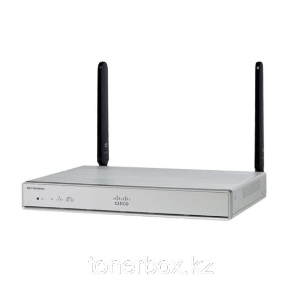 Маршрутизатор Cisco C1111-8P (10/100/1000 Base-TX (1000 мбит/с))
