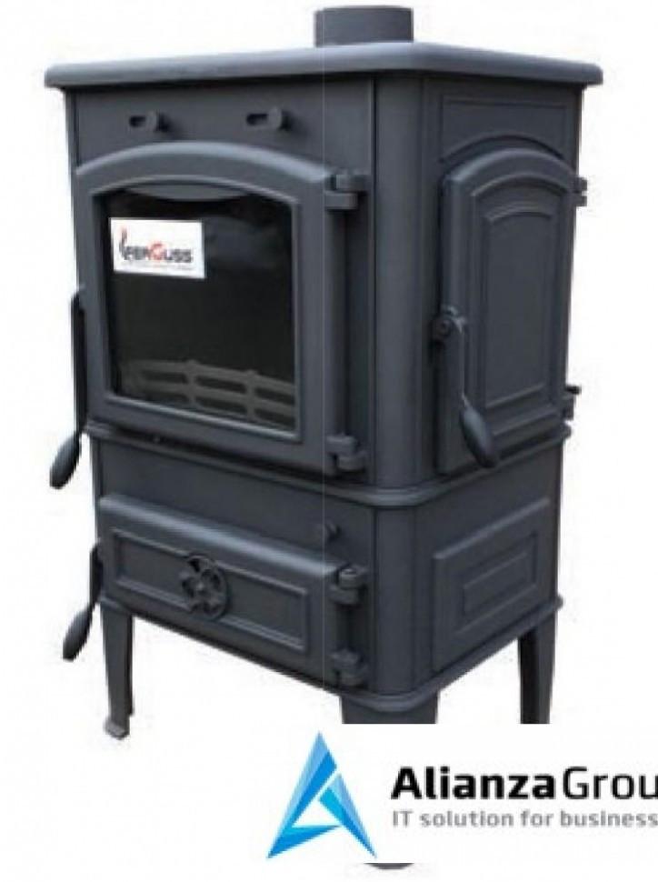 Печь-камин Ferguss Magma cook, side door