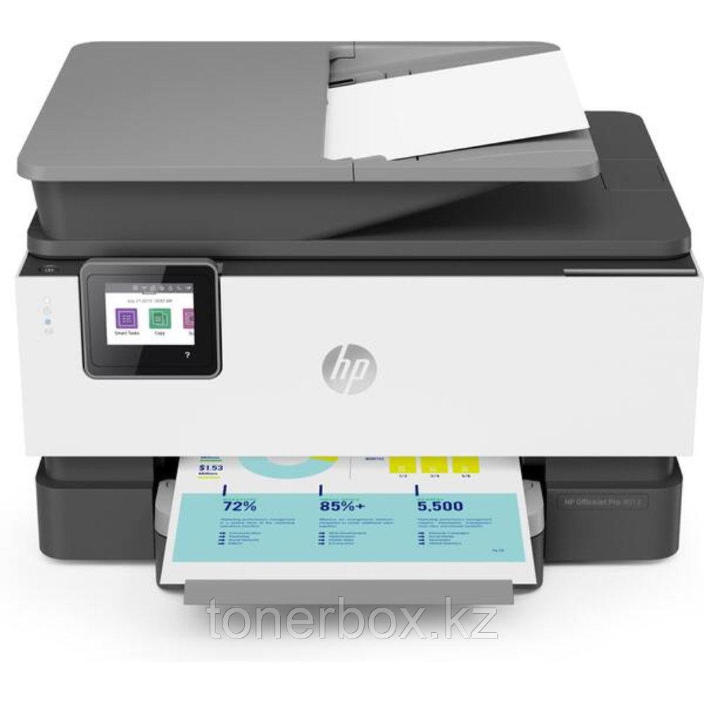 МФУ HP OfficeJet Pro 9013 1KR49B (А4, Струйный, Цветной)