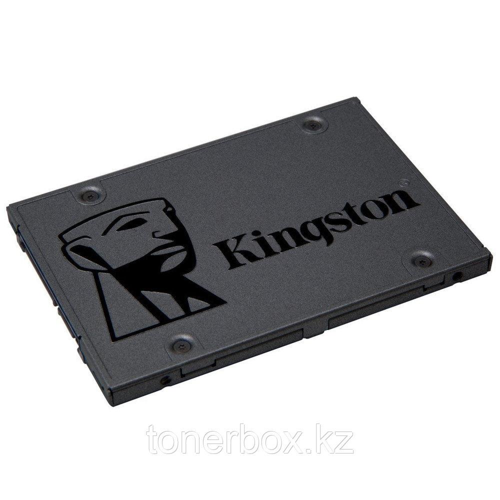Внутренний жесткий диск Kingston A400 SA400S37/960G (960 Гб, 2.5 дюйма, SATA, SSD (твердотельные))