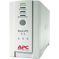 Источник бесперебойного питания APC Back-UPS 650 BK650EI (Линейно-интерактивные, Напольный, 650 ВА, 400 Вт), фото 1