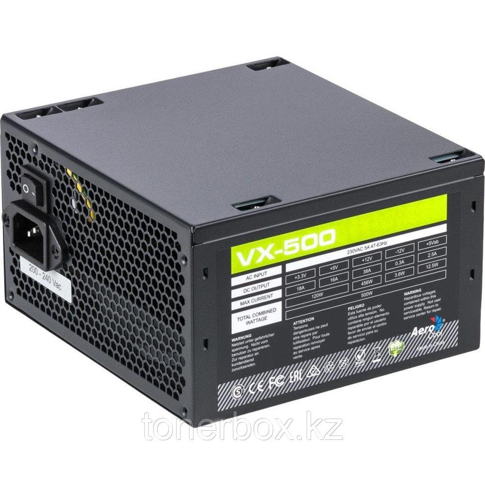 Блок питания Aerocool VX-500 (500 Вт)