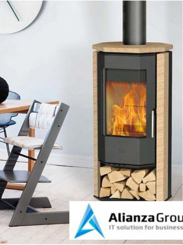 Печь-камин Fireplace Phonizia Sa