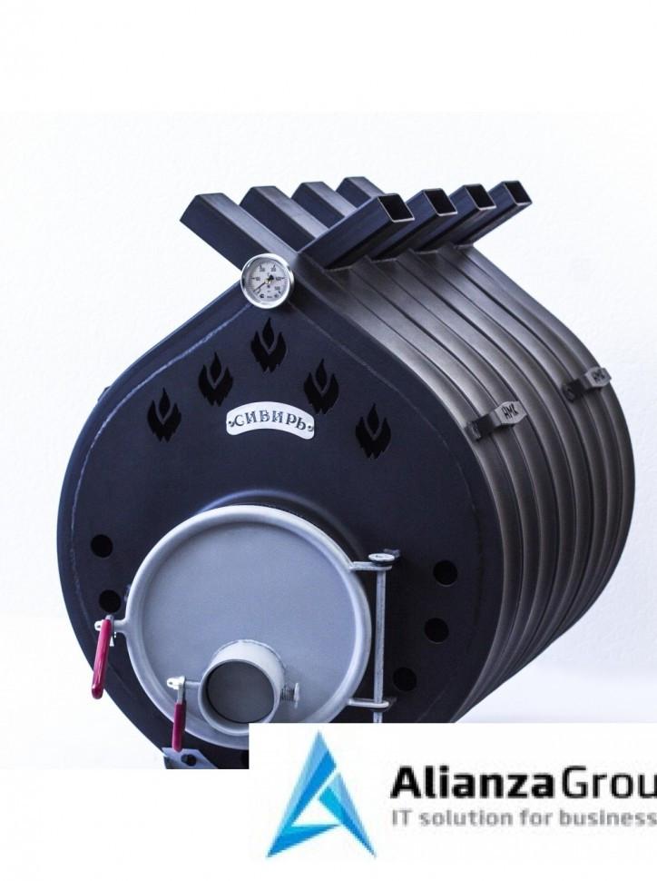 Воздухогрейная печь НМК Сибирь БВ-480