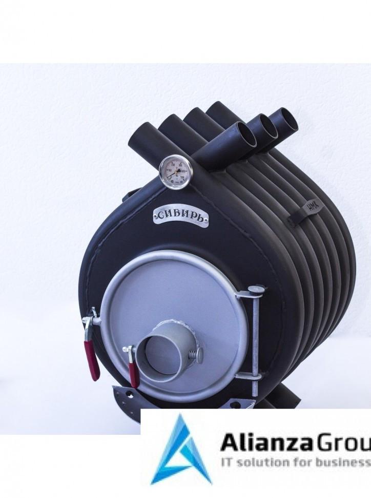 Воздухогрейная печь НМК Сибирь БВ-180