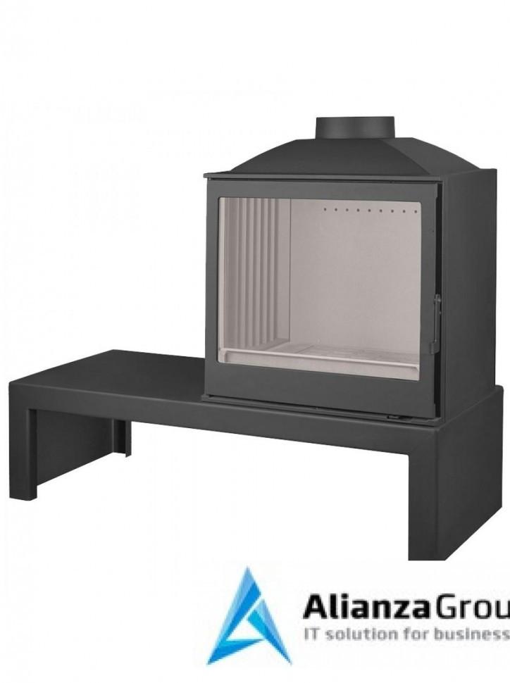 Печь-камин Liseo Castiron LCI 5 GF Table