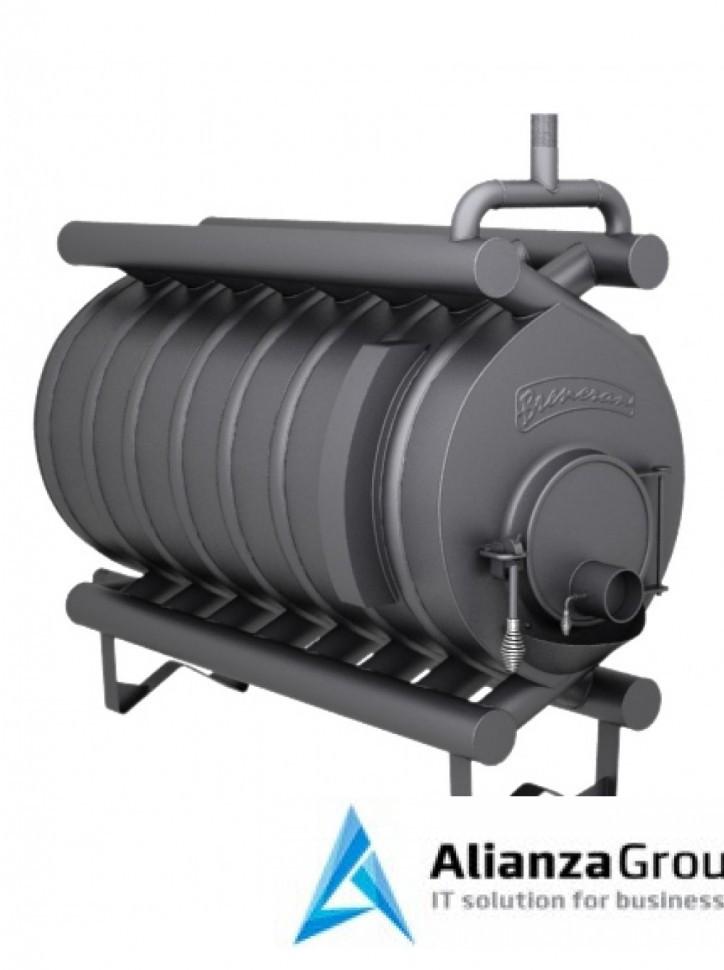 Отопительная газогенераторная печь Акватэн-Бренеран АОТВ-19 тип 04 до 1000м3
