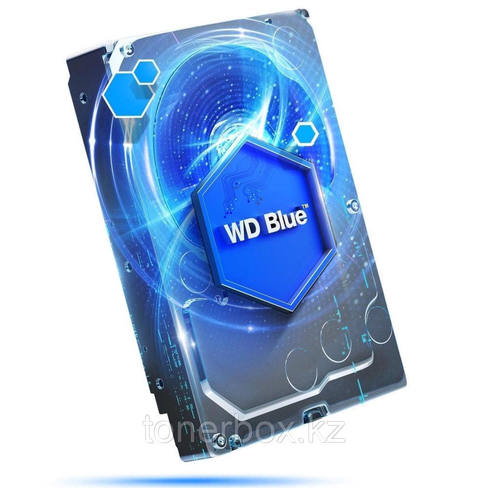"Внутренний жесткий диск Western Digital Blue 3TB SATA 3.5"" 5400RPM 64Mb WD30EZRZ (3 Тб, 3.5 дюйма, SATA, HDD (классические))"