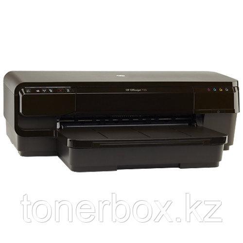 Принтер HP Officejet 7110 ePrinter CR768A (А3, Струйный, Цветной)