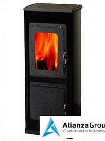 Печь-камин Thorma Verona, черная
