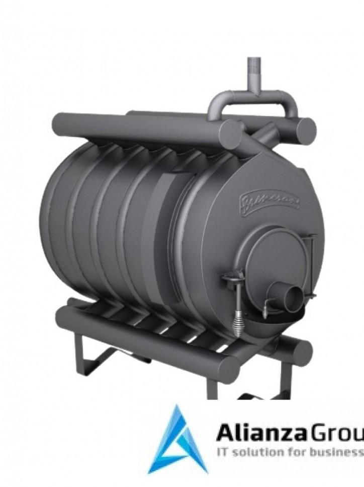 Отопительная газогенераторная печь Акватэн-Бренеран АОТВ-16 тип 03 до 600м3