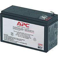 Сменная АКБ для ИБП APC Сменный аккумуляторный картридж APC №17 RBC17