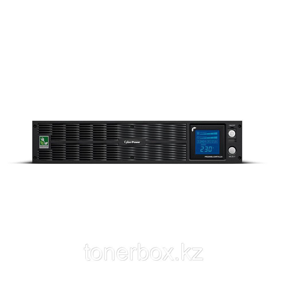 Источник бесперебойного питания CyberPower PR2200ELCDRTXL2U (Линейно-интерактивные, C возможностью установки в