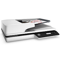 Планшетный сканер HP ScanJet Pro 3500 f1 L2741A (A4, Цветной, CIS)