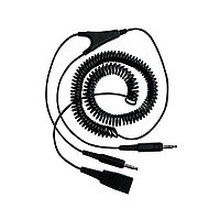 Гарнитура Jabra Cord QD PC Cord to dual 3.5 mm Jack coiled cord 8734-599