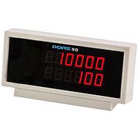 Дисплей покупателя Dors Внешний дисплей DORS 90 на 750, 800 DORS90,750,800