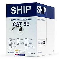 Кабель витая пара SHIP Кабель сетевой, SHIP, D106, Cat.5e, 305 м/б