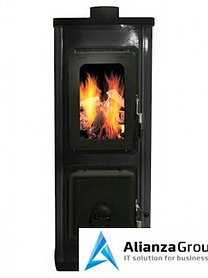 Печь-камин Thorma Verona Top, черная