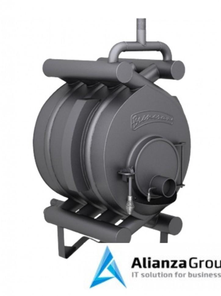 Отопительная газогенераторная печь Акватэн-Бренеран АОТВ-11 тип 01 до 200м3