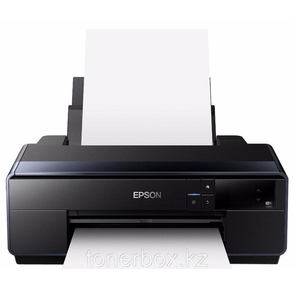 Принтер Epson SureColor SC-P600 C11CE21301 (А3, Струйный, Цветной)