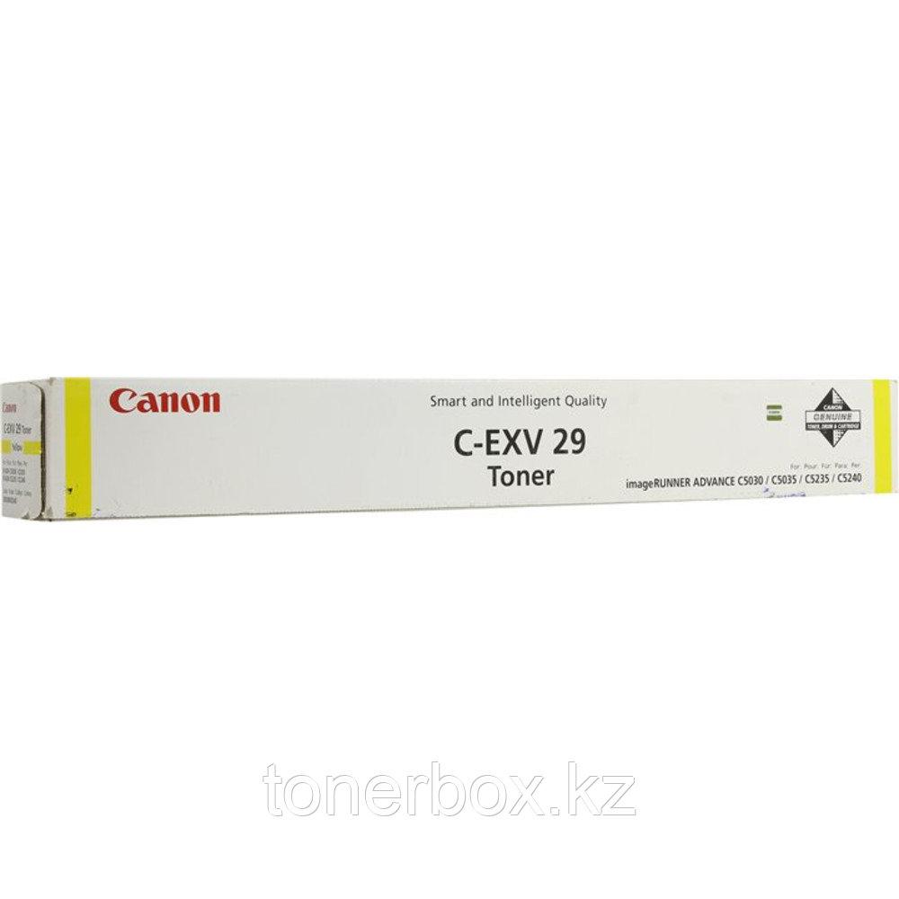 Тонер Canon C-EXV 29 2802B002
