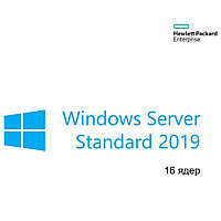 Брендированный софт HPE MIcrosoft Windows Server 2019 Standard RU P11058-251