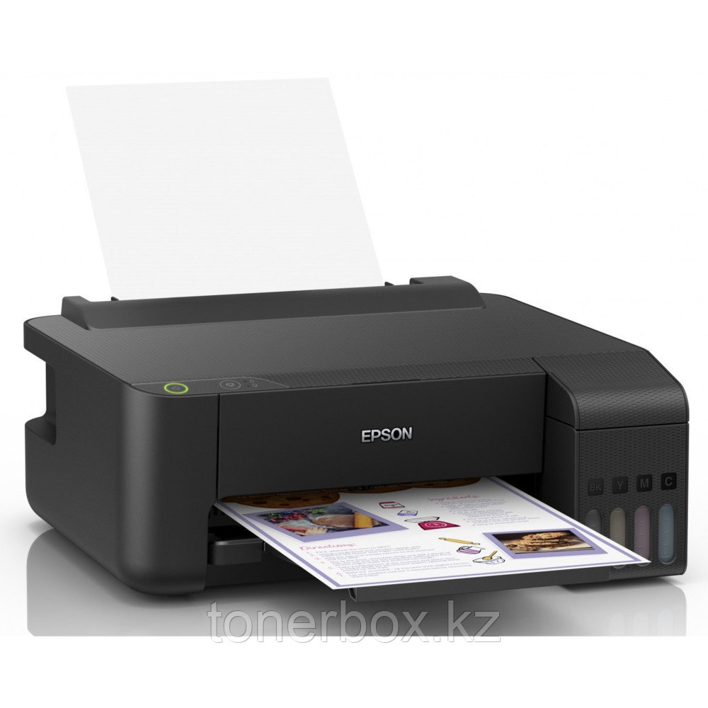 Принтер Epson L1110 C11CG89403 (А4, Струйный, Цветной)