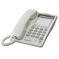Аналоговый телефон Panasonic KX-TS2368RU White KX-TS2368RUW
