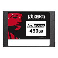 Внутренний жесткий диск Kingston DataCenter DC500M SEDC500M/480G (480 Гб, 2.5 дюйма, SATA, SSD (твердотельные))