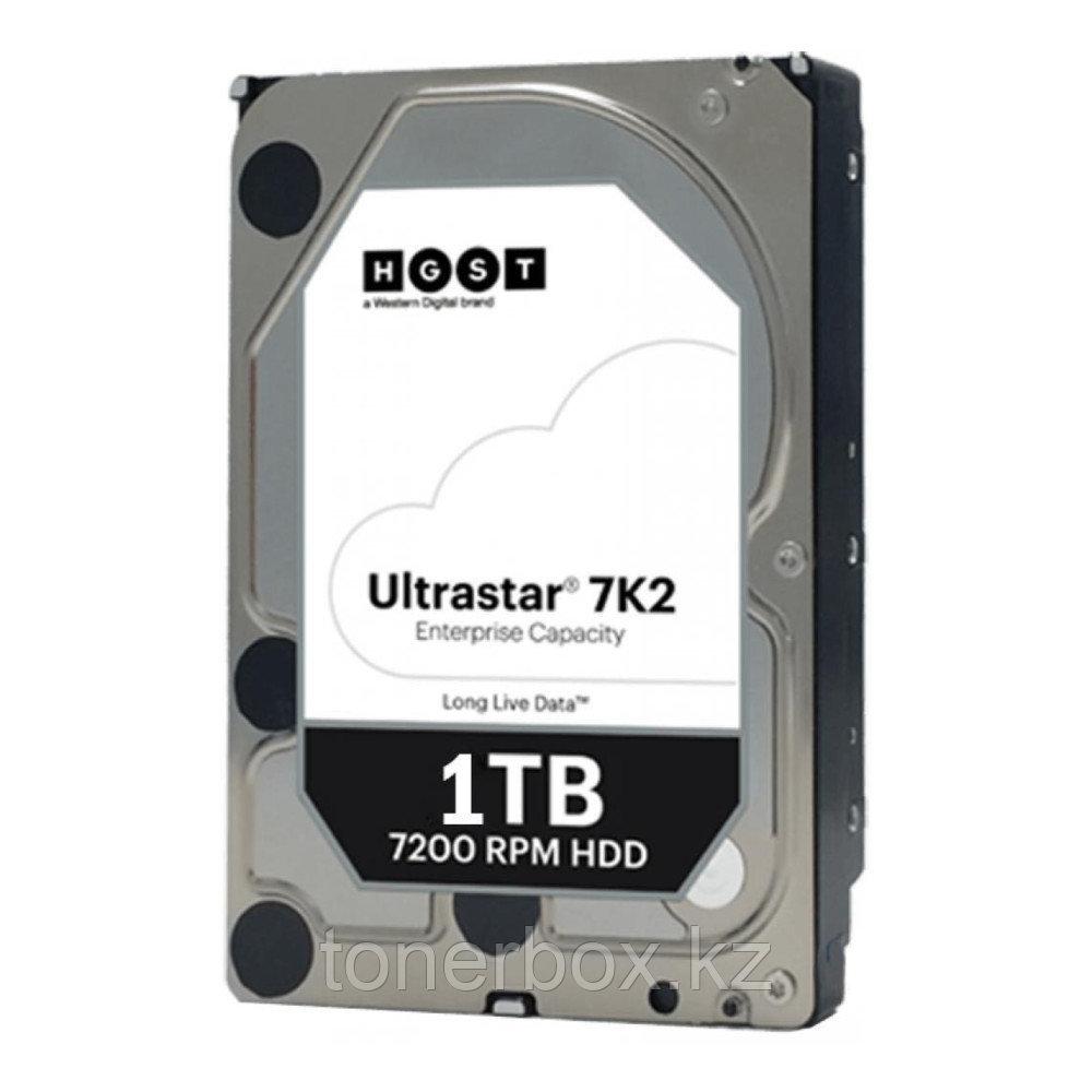 Внутренний жесткий диск Western Digital Ultrastar 7K8 HUS722T1TALA604 (1W10001) (1 Тб, 3.5 дюйма, SATA, HDD (классические))