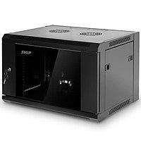 Серверный шкаф SHIP Шкаф настенный 9U 570x600 мм 5609.01.100, фото 1
