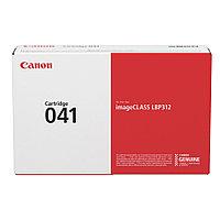 Тонер Canon 041 черный 0452C002
