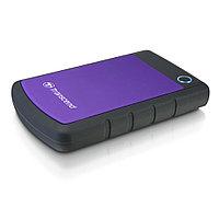 """Внешний жесткий диск Transcend внешний жёсткий 2TB USB 3.0 2.5"""" TS2TSJ25H3P (2 Тб), фото 1"""