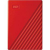 Внешний жесткий диск Western Digital My Passport Portable Red WDBYVG0020BRD-WESN (2 Тб)